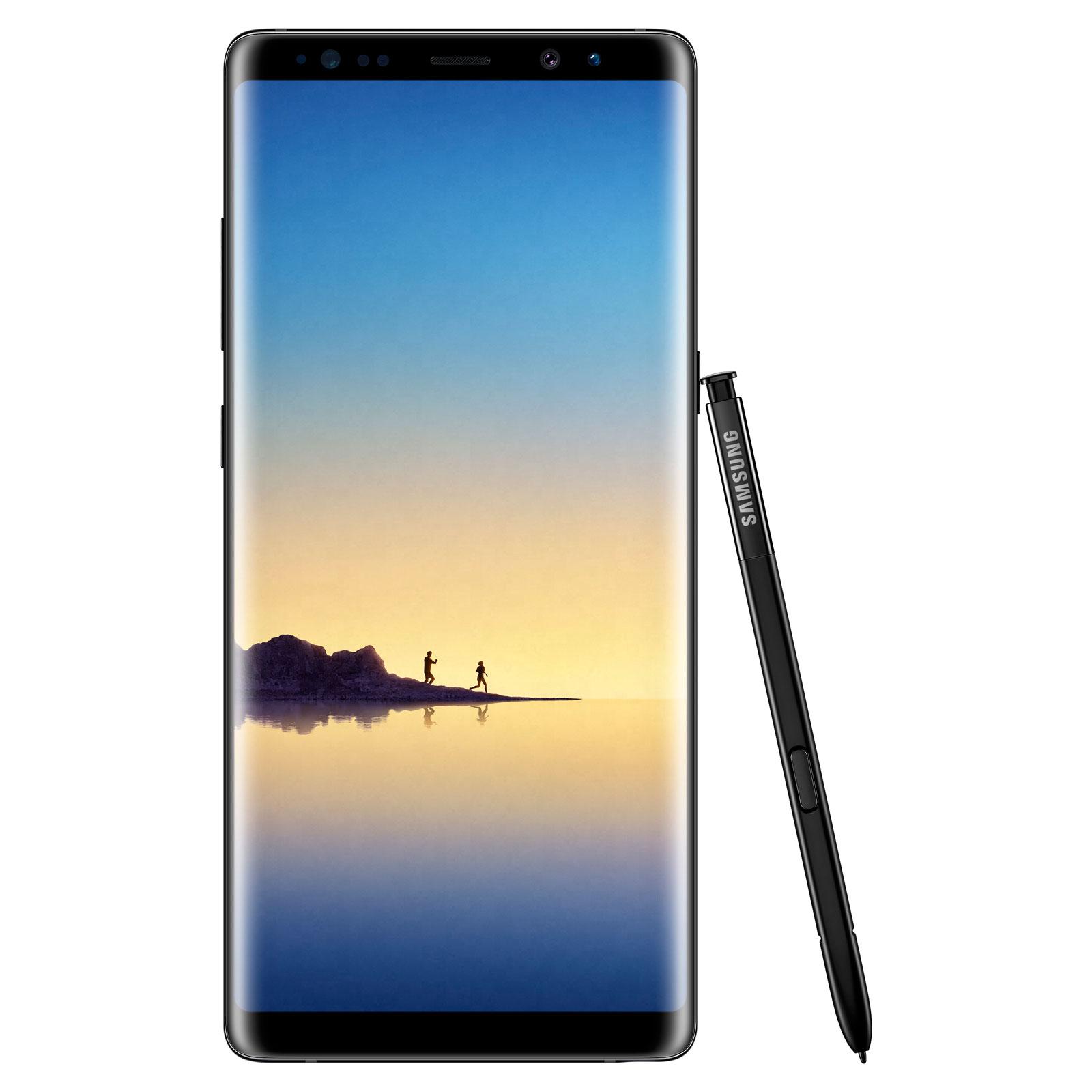 "Smartphone 6.3"" Samsung Galaxy Note 8 - 64Go - Double Sim + Carte microSD 256 Go Samsung"