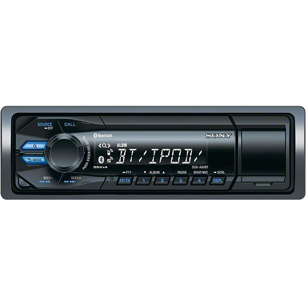 Autoradio bluetooth Sony DSX-A60BT (avec ODR 10€)