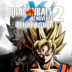 Dragon Ball Xenoverse 2 Deluxe Edition sur PS4 (dématérialisé)