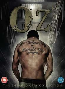 Coffret DVD Oz The Complete Collection
