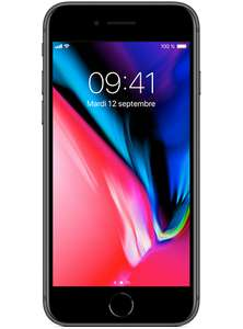 [Sous conditions] Smartphone iPhone 8 64 Go + 1 an de Forfait 50 Go