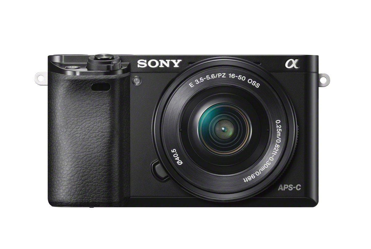 Appareil Photo Numérique Hybride Sony A6000 ILCE6000LB.+ Objectif 16-50mm Rétractable