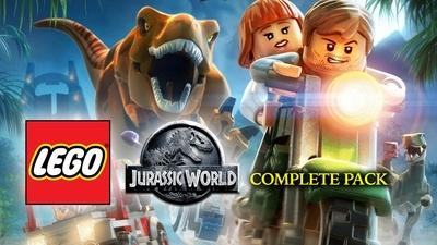 Lego Jurassic World Complete Pack (Dématérialisé - Steam)