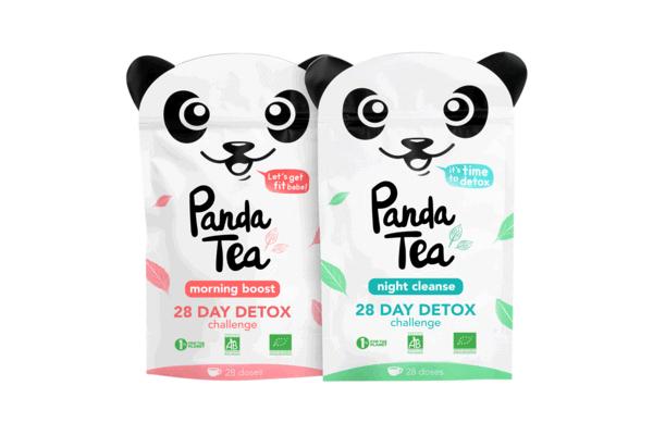 25% de réduction sur tout le site PandaTea et livraison offerte à partir de 50€ d'achats