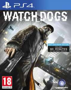 Watch Dogs sur PS4 Neuf