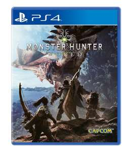 [Précommande] Monster Hunter World PS4/Xbox One + 2 bonus de précommande (Rushongame)