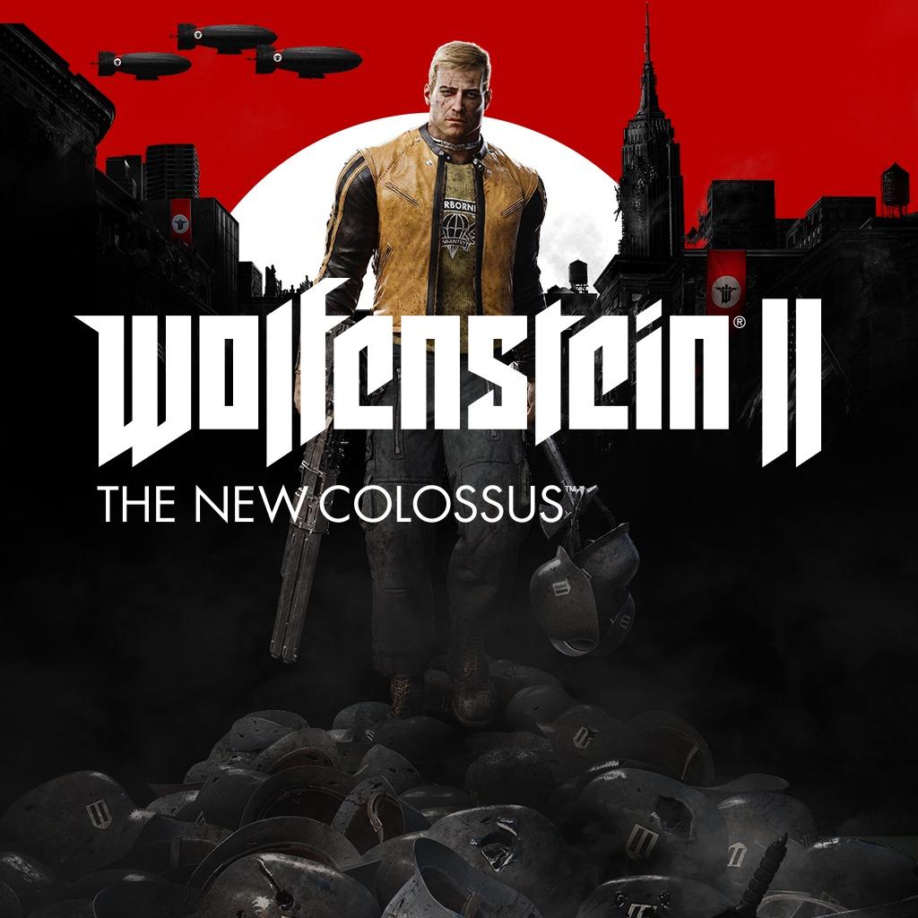 Wolfenstein II : The New Colossus - Digital Deluxe sur PC (Dématérialisé - Steam)