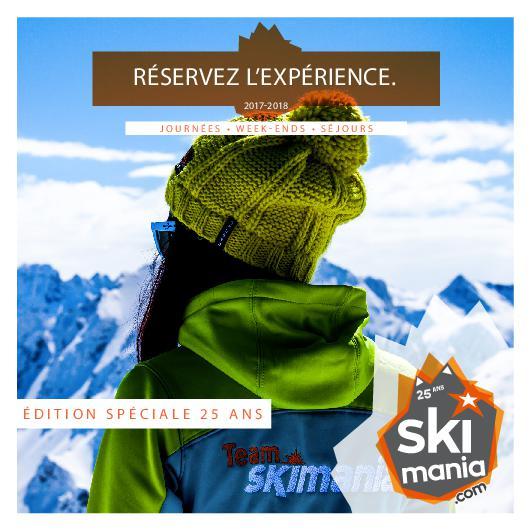2€ de réduction sur les journées, -15€ sur une sélection de week-end ski