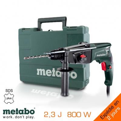 Perforateur-burineur SDS plus 800W - 2,3 Joules