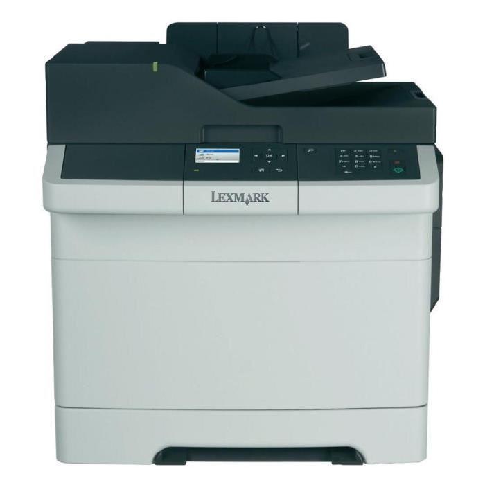 Imprimante laser Lexmark multifonction 3 en 1 CX310N