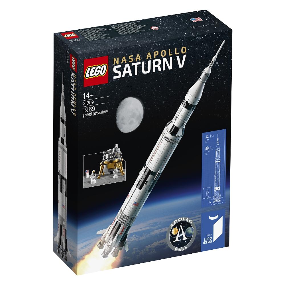 -20% sur tous les Lego - Ex : Jouet Lego Nasa Apollo Saturn V - 21309 à 95,99€