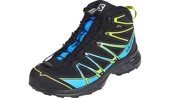Paire de chaussures Salomon X-Chase mid GTX