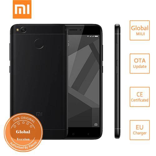 "Smartphone 5"" Xiaomi Redmi 4X (Global) - HD, Snapdragon 435, RAM 3 Go, ROM 32 Go (B20)"