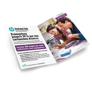 Forfait HP Instant Inkl - 300 pages