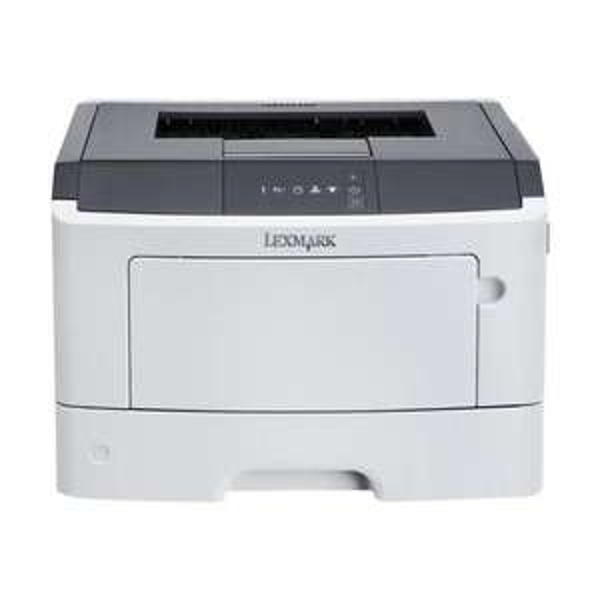 Imprimante Lexmark MS317dn Laser - Monochrome - Recto Verso - A4 - USB 2.0 - LAN