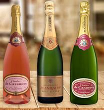 Bouteille de Champagne Jeanmaire Brut Elysée