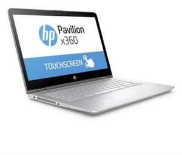"PC Hybride 14"" Tactile HP Pavilion x360 14-ba023nf ( i7-7500U, 8Go RAM, 1To HDD + 128Go SSD)"