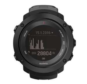 Montre connectée GPS Suunto Ambit3 Vertical - noir