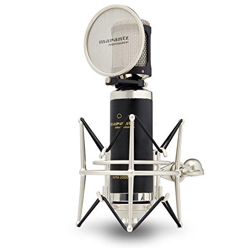 Microphone Marantz Professional MPM-2000 (livraison et taxes incluses)