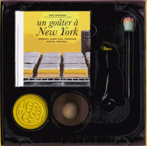 Jusqu'à 76% sur une sélection de livres neufs - Ex : Coffret Un Goûter à NY de Marc Grossman à 6€