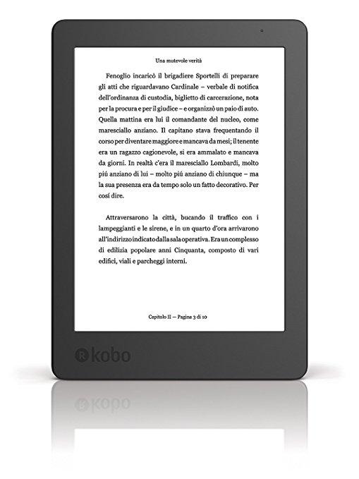 Liseuse numérique Kobo Aura (2ème édition) - 4 Go