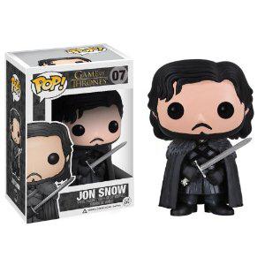 1 figurine Funko Jon Snow offerte pour l'achat de la saison 4 ou intégrale Game of thrones