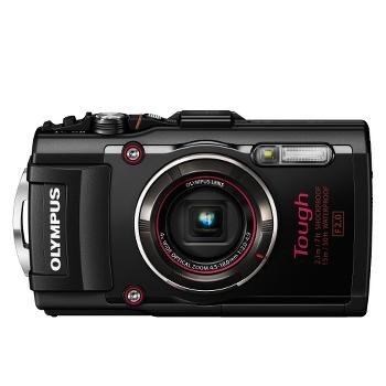 Appareil photo Compact Olympus Tough TG-4 - Noir
