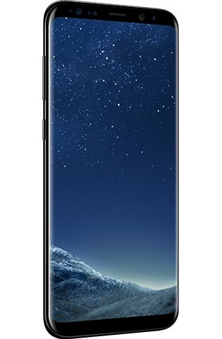 "Smartphone 5.8"" Samsung Galaxy S8 Noir (+ 82,35€ en SuperPoints )"