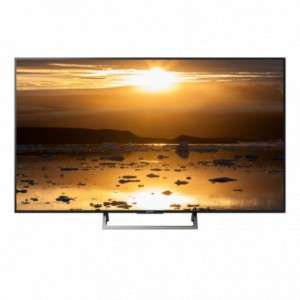 "TV 49"" Sony KD49XE8096BAEP - Ultra HD 4K - Android TV"