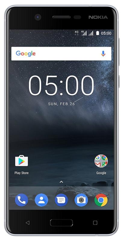 """Smartphone 5.2"""" Nokia 5 Dual Sim"""