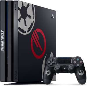 Console PS4 Pro 1To avec Star Wars Battle Front II Édition Limitée (Frontaliers Allemagne)