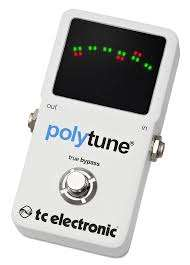 Accordeur guitare TC Electronic PolyTune 2