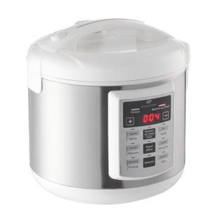 Multicuiseur Continental Edison 900W - 5L + Livre recettes