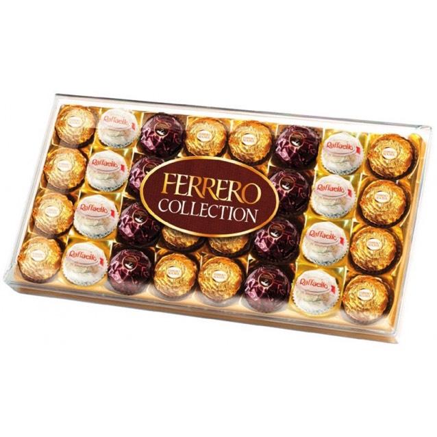 2+1 sur une sélection de chocolats - Ex : 3 boîtes de Chocolats Ferrero Collection 3 x 32 (via 27.49€ sur la carte) - Carrefour Market