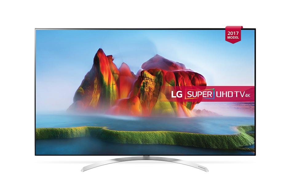 """TV 65"""" LG 65SJ850V Nano-Cell (ODR de 500€)"""