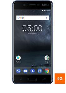 "[Client Orange] Smartphone 5.2"" Nokia 5 - HD, Snapdragon 430, RAM 2 Go, ROM 16 Go,  B20 et B28 (Via 30€ ODR) - Orange"