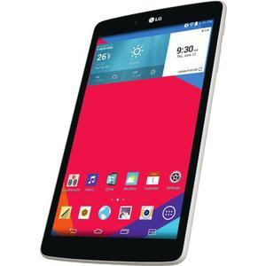 "Tablette LG Gpad 8"" 16 Go Android 4.4 Blanc"