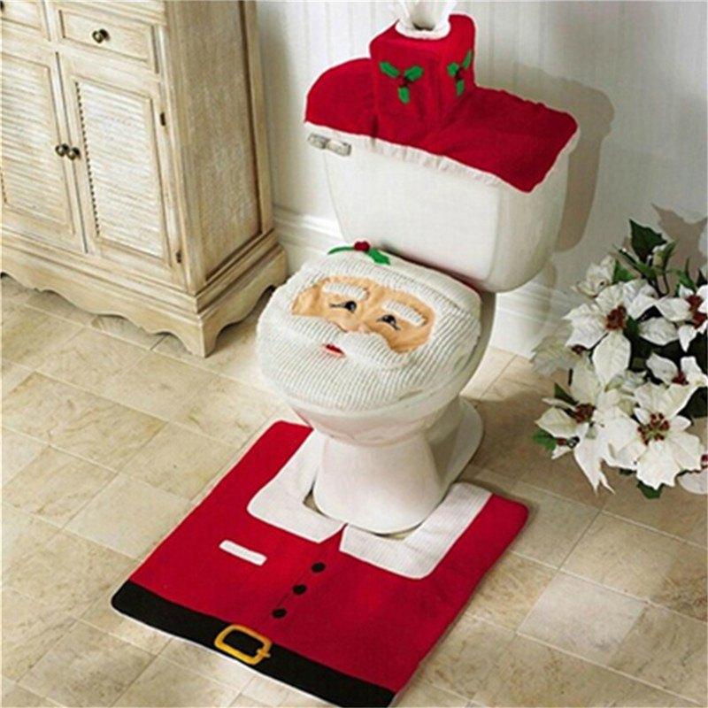 Un petit coin de Noël (habillage toilette)