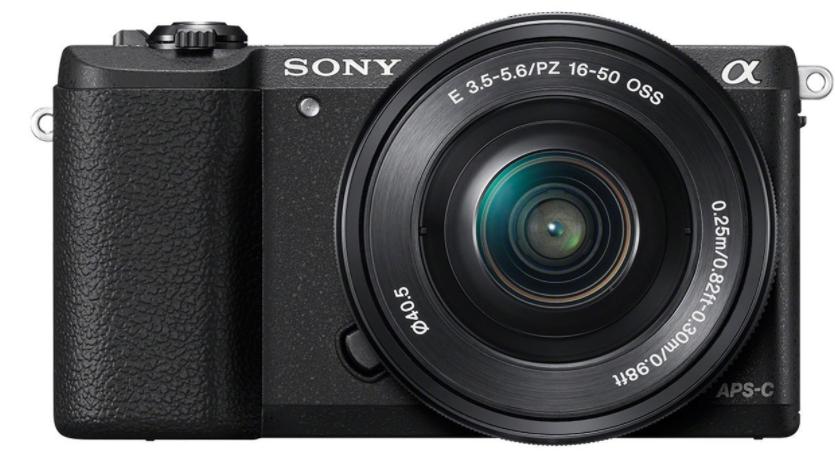 Appareil Photo Hybride Sony A5100 noir + 16-50MM