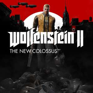 Wolfenstein 2 The New Colossus sur PC (Dématérialisé, Steam)