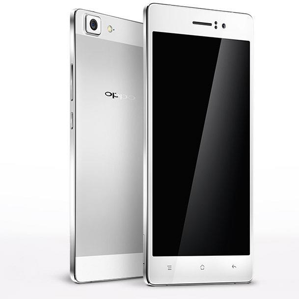 "Smartphone 5,2"" Oppo R5 + Batterie Externe Vooc 6000mAh"