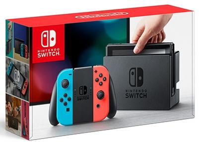 Console Nintendo Switch (Via 63.8€ en bon d'achat) - Super U Mordelles (35)