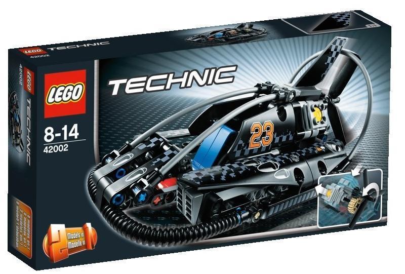Jeu de Construction Lego Technic - 42002 - L' aéroglisseur