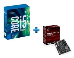 Carte mère Intel Maximus VIII Ranger + Processeur Kabylake Core i5-7400 3.00GHz LGA1151
