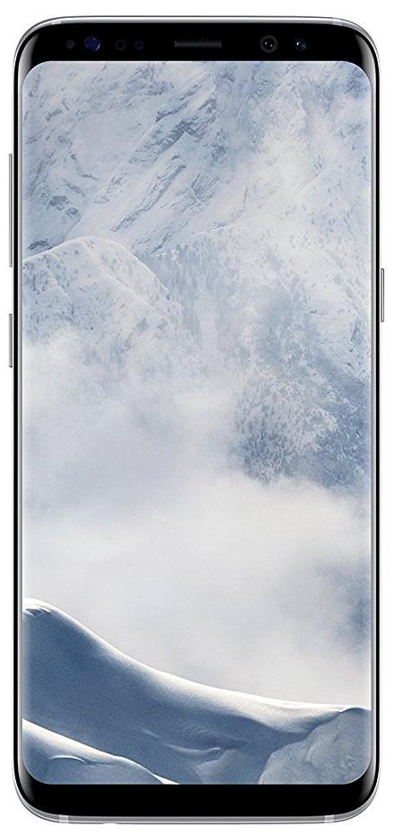 "Smartphone 5.8"" Samsung Galaxy S8 - Exynos 8895, 4 Go de RAM, 64 Go, différents coloris"
