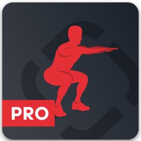 Runtastic Squats PRO Flexions Gratuit sur Android et iOS (Au lieu de 1,99€)