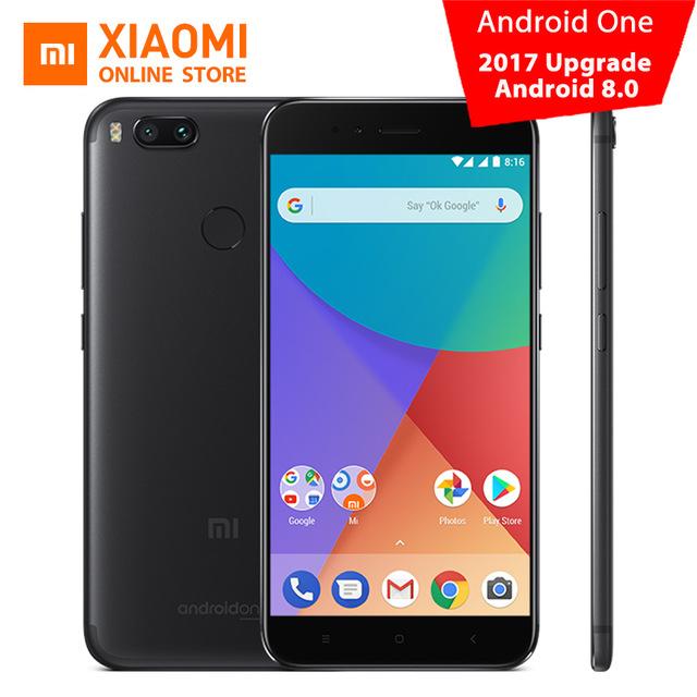 "Smartphone 5.5"" Xiaomi Mi A1 4 GB 64 Go - Mondial Version - Gold"