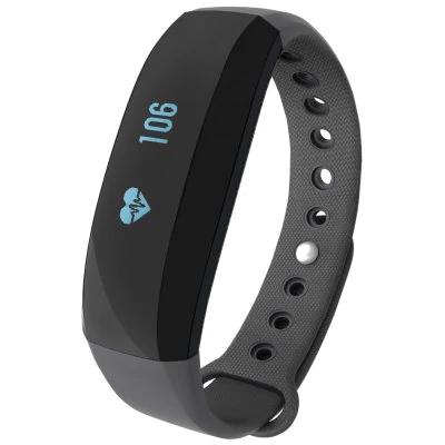 Bracelet connecté Cubot V2 - Bluetooth, OLED, noir
