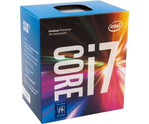 Processeur Intel Core i7-7700K - 4.2 Ghz