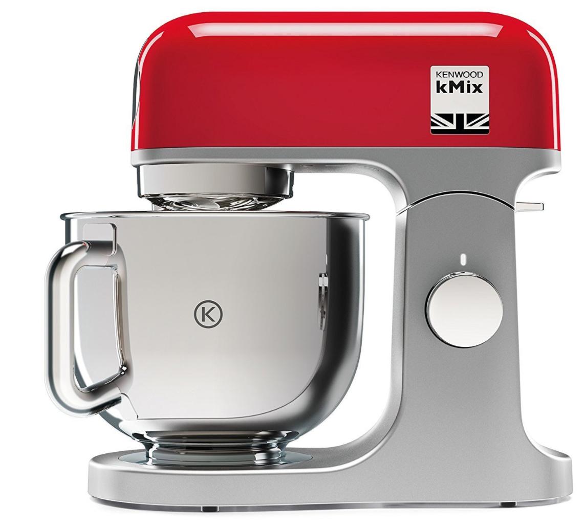 Robot pâtissier Kenwood kMix 750wh - rouge